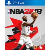 2K Games PS4 NBA 2K18 普通版 中英文合版