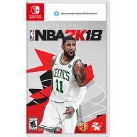 2K NBA 2K18 普通版 中英文合版
