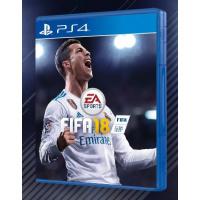 EA PS4 FIFA 18 中英文合版