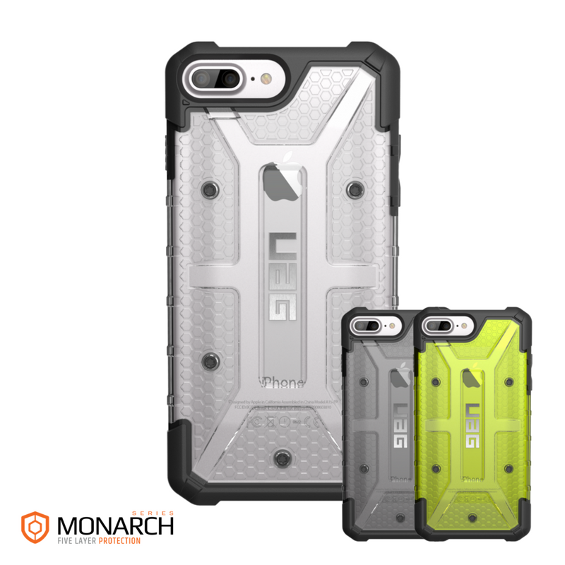 UAG Plasma Series iPhone 8 Plus Case