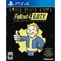 Bethesda PS4 Fallout 4: Game of the Year Edition《異塵餘生 4:年度版》中英文合版