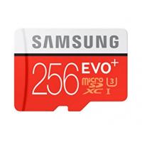Samsung MicroSDXC EVO Plus 256GB [R:100 W:90]