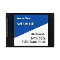 """Western Digital 2.5"""" Blue 3D NAND SATA SSD 1TB (WDS100T1B0A)"""