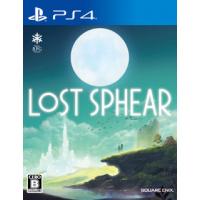 Square Enix PS4 LOST SPHEAR 日文版