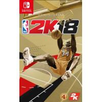 2K NBA 2K18 黃金版 中英文合版