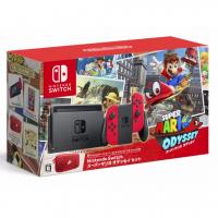 Nintendo Switch Super Mario Odyssey 主機套裝