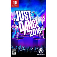 Ubisoft Just Dance 2018 英文版