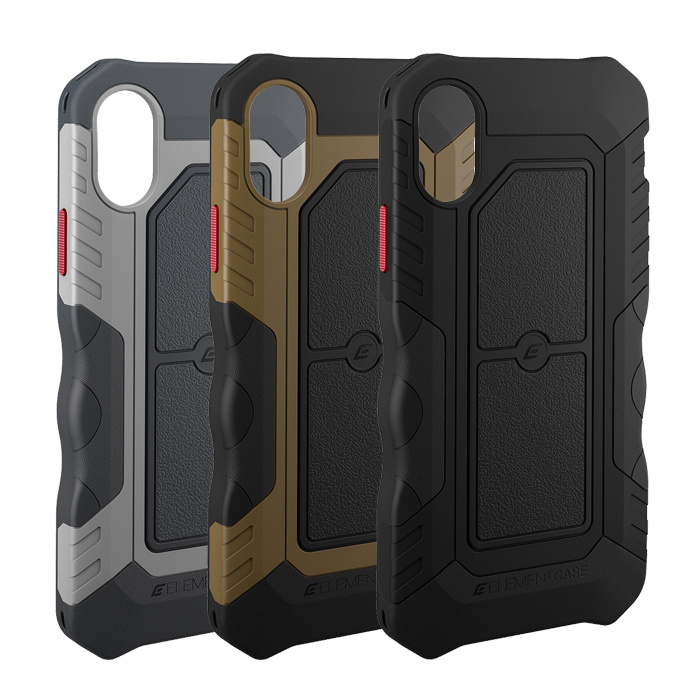 sale retailer ba132 9e523 Element Case Recon iPhone X Case