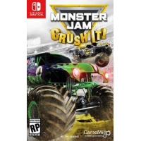 GameMill NS Monster Jam: Crush It