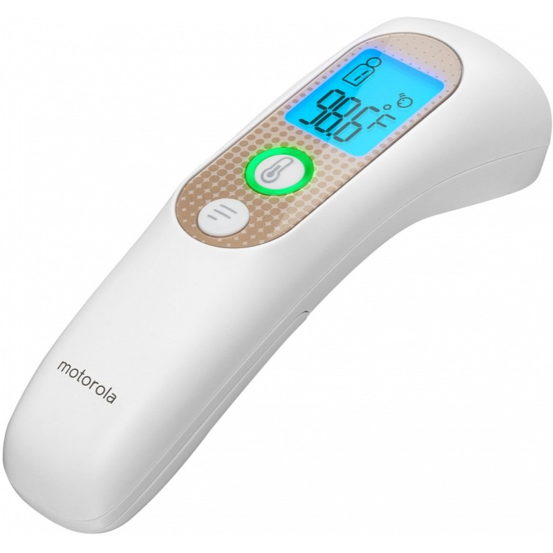 Motorola Smart Touchless Forehead Thermometer 智能紅外線額溫計 MBP70SN