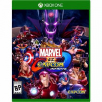 CAPCOM Xbox One Marvel vs. Capcom:Infinite 中日英合版