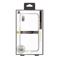 Power Support Air Jacket for iPhone X (Clear)