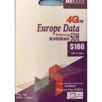 MB博元訊息 歐洲 15日1GB 4G/3G上網卡