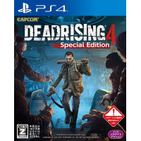 CAPCOM PS4 Dead Rising 4: Frank's Big Package 中英文合版