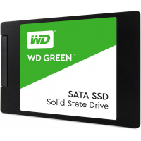 "Western Digital 2.5"" WD Green PC SSD 120GB - WDS120G2G0A"
