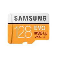 Samsung U3 MicroSDXC EVO Memory Card 128GB