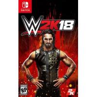 2K WWE 2K18 英文版
