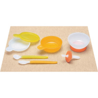 Combi 幼兒餐具第一階段套裝