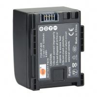 DSTE BP-809 BATTERY (FOR CANON HFM41 HFM32 HFS3)