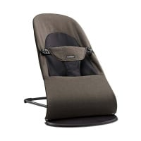 BabyBjorn Balance Soft 嬰兒搖椅 有機棉