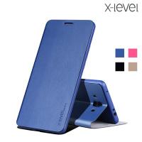 X-LEVEL HUAWEI Mate 10 Pro 纖彩 四邊全包 座枱保護套