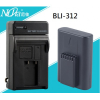 Nijia BLI-312 BATTERY WITH CHARGER (FOR LEICA)
