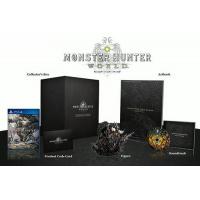 CAPCOM PS4 Monster Hunter: World 《魔物獵人 世界》典藏版