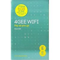 EE 6GB 歐洲上網