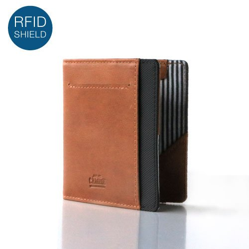 LOFT OF CAMBIE SMART FLIP WOLYT WALLET w/ RFID SHIELD