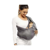 WALLABOO Baby sling Connection air 透氣袋鼠嬰兒揹巾