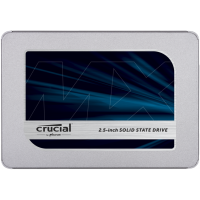 "Crucial MX500 1TB 3D NAND SATA 2.5"" 7mm Internal SSD"