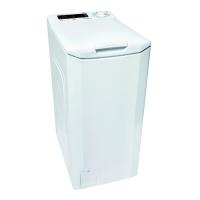 Candy 上置式洗衣機 (8kg, 1400轉/分鐘) CVFTGP384TMH-UK