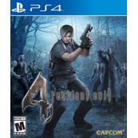 CAPCOM PS4 惡靈古堡4 中文版