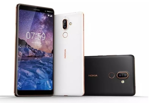 Nokia 7 Plus (4+64GB)