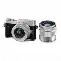 Panasonic DC-GF10W 雙鏡套裝連 LUMIX G VARIO 12-32mm / F3.5-5.6 ASPH. / MEGA O.I.S. 鏡頭及LUMIX G VARIO 35-100mm / F4.0-5.6 ASPH. / MEGA O.I.S.鏡頭