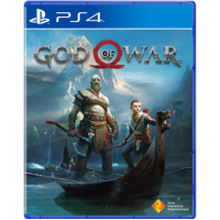 SIEA PS4 God of War
