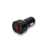 Maxpower 牛魔王 CHR457 Quick Charge 3.0 2 位 USB 汽車充電器
