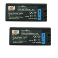 DSTE 2 PCS NP-FC10 / FC11 BATTERY (FOR SONY)