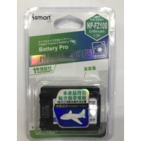 Ismartdigi Battery for Sony NP-FZ100