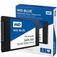 """Western Digital 2.5"""" WD Blue 3D NAND SATA SSD 1TB (WDS100T2B0A)"""