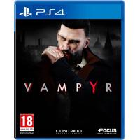 Focus Home Interactive PS4 Vampyr