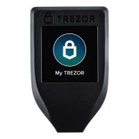 Trezor Bitcoin Wallet Model T 比特幣銀包