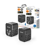 XPower TA3PD 33W PD & QC3.0 Travel Adapter