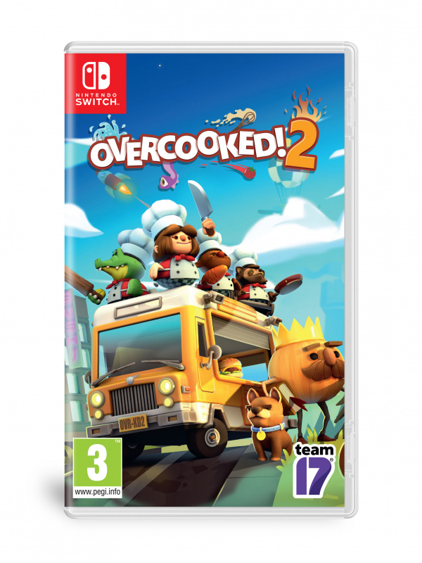 Team17 Overcooked 2 (英文版)