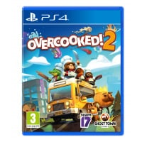 Team17 PS4 Overcooked 2 (英文版)
