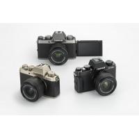 Fujifilm X-T100 with XC 15-45mm Lens Kit