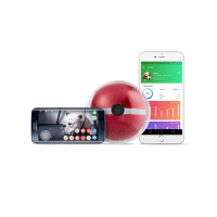 Pebby Smart Ball - App Controlled Movable Pets Camera