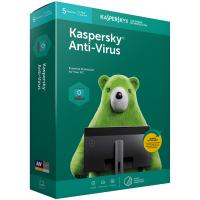 Kaspersky Anti-Virus 2019 - 1用戶 3年下載版