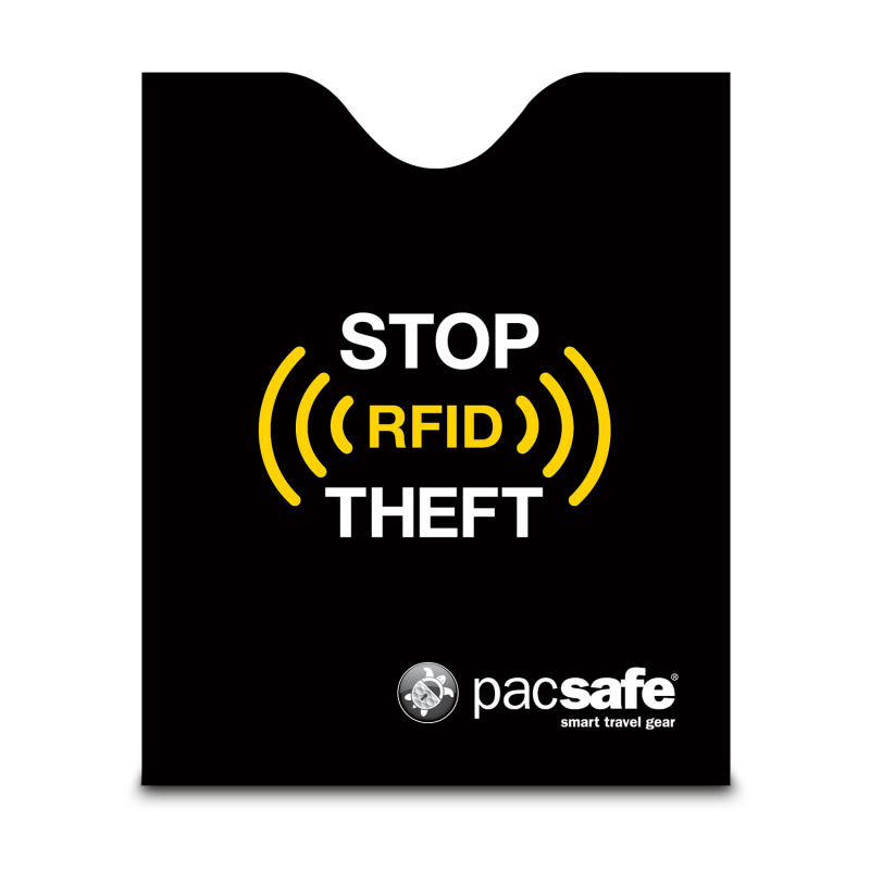 Pacsafe RFIDsleeve 50 RFID-blocking passport protector RFID護照防盜套