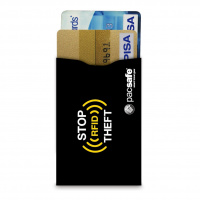 Pacsafe RFIDsleeve 25 RFID-blocking credit card sleeve RFID 防盜信用卡套
